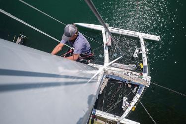 Yachts Rigging